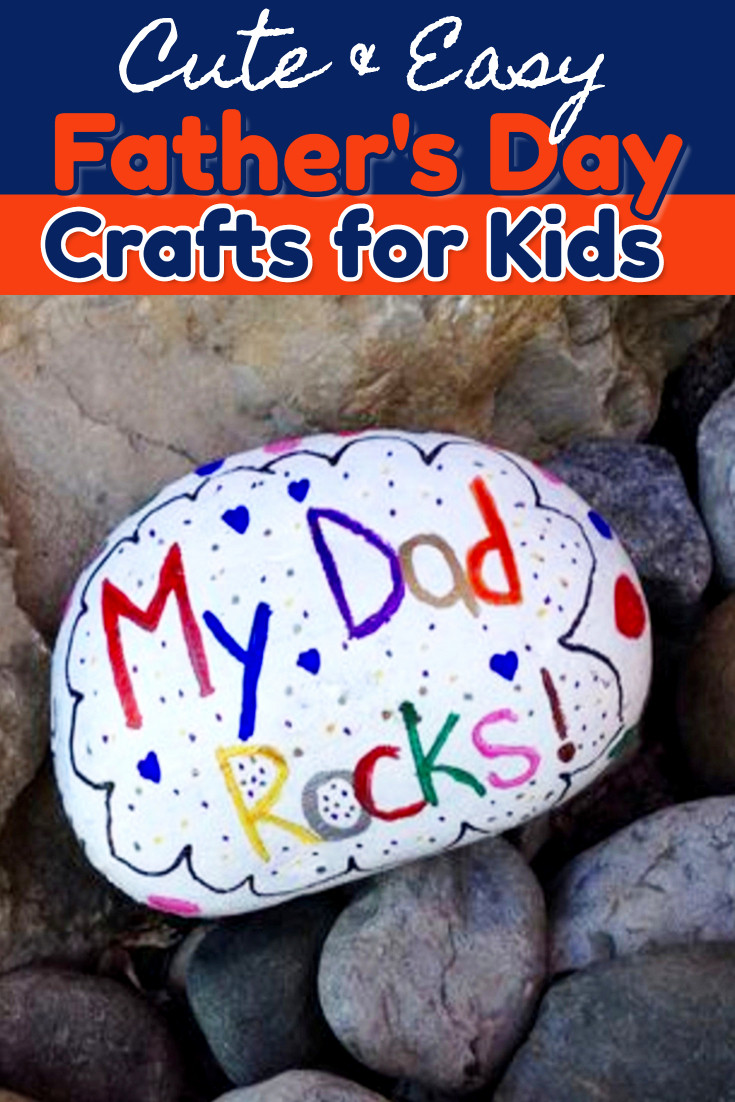 Best ideas about Father'S Day Craft Ideas For Preschoolers . Save or Pin 54 Cute and Easy Father s Day Crafts for Kids NEW Crafts Now.