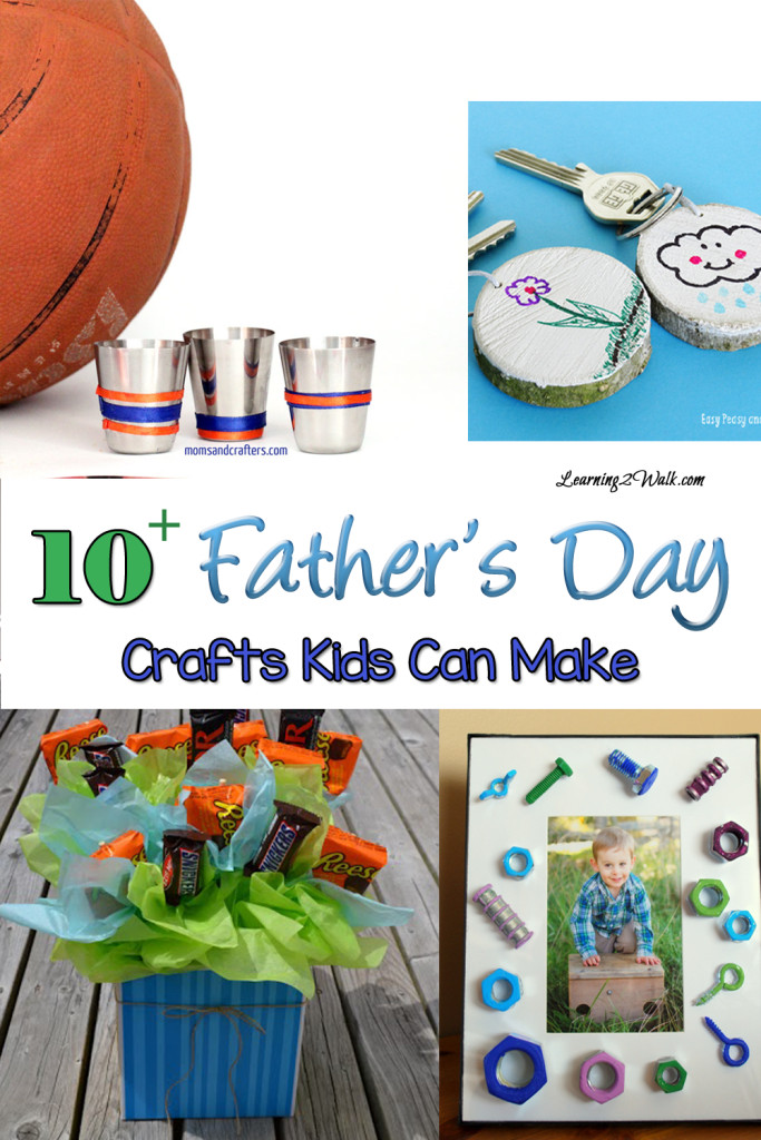 Best ideas about Father'S Day Craft Ideas For Preschoolers . Save or Pin 10 Father s Day Crafts for Kids For Kids Now.