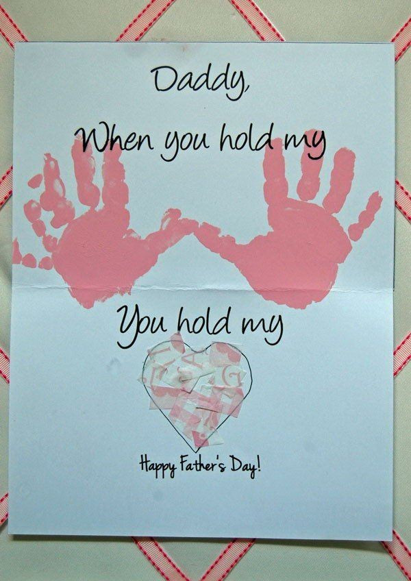 Best ideas about Father'S Day Craft Ideas For Preschoolers . Save or Pin Fathers Day Craft Ideas For Children Now.