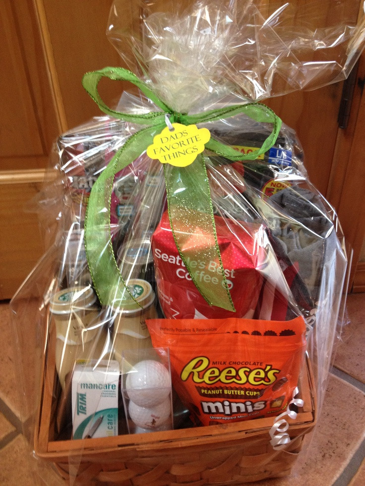 Best ideas about Father'S Day Gift Basket Ideas . Save or Pin 381 best images about His and her baskets on Pinterest Now.