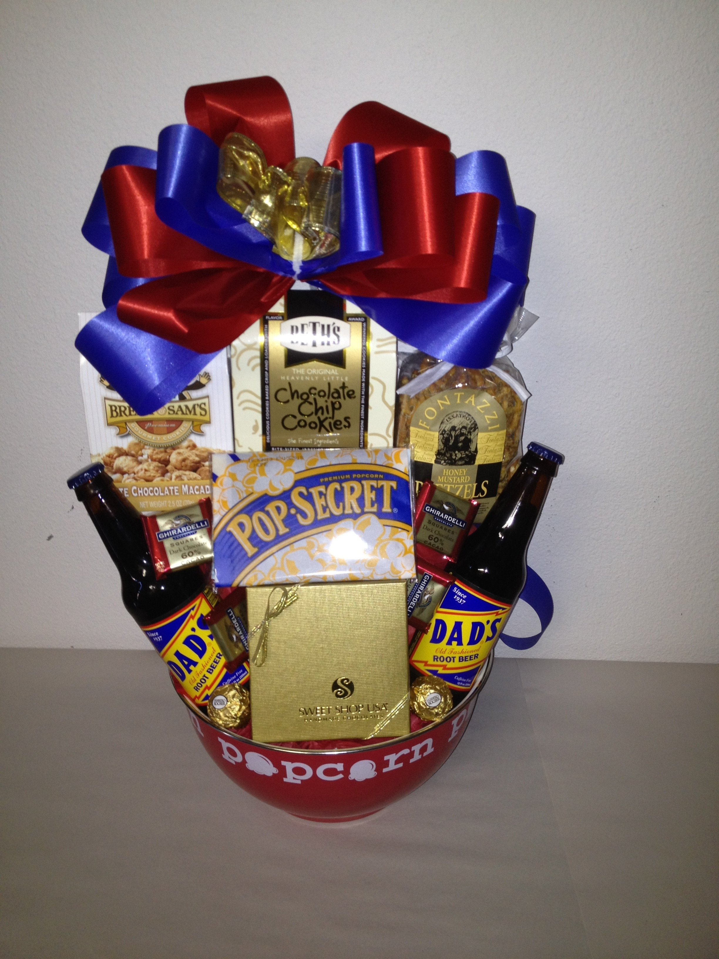 Best ideas about Father'S Day Gift Basket Ideas . Save or Pin Fun New Father s Day Gift Baskets Now.