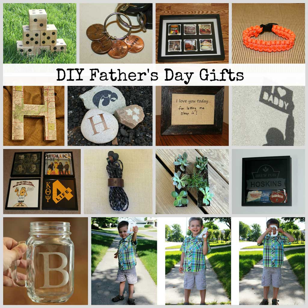 Best ideas about Fathers Day DIY Gifts . Save or Pin Best DIY Father s Day Gifts Sometimes Homemade Now.