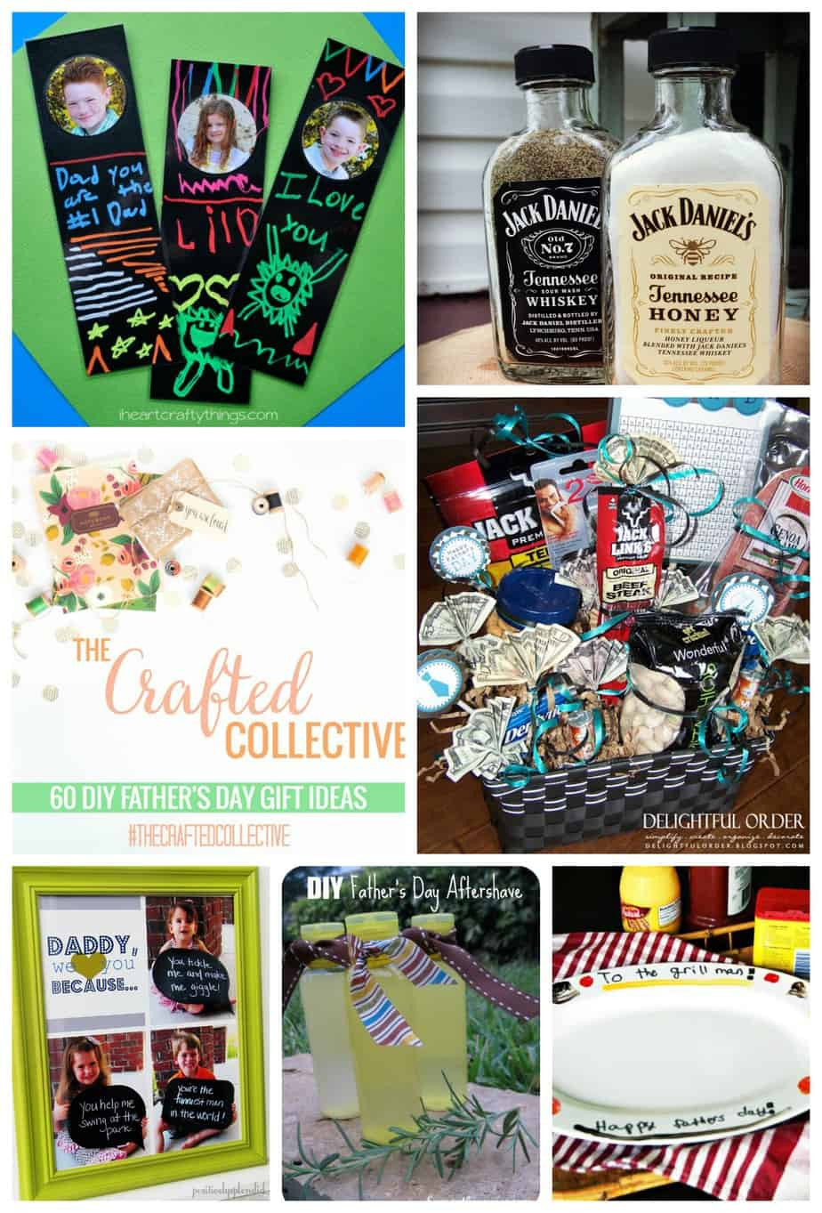 Best ideas about Fathers Day DIY Gifts . Save or Pin DIY Father s Day Gift Ideas Now.