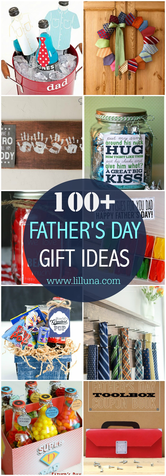 Best ideas about Fathers Day DIY Gifts . Save or Pin 100 DIY Father s Day Gifts Now.