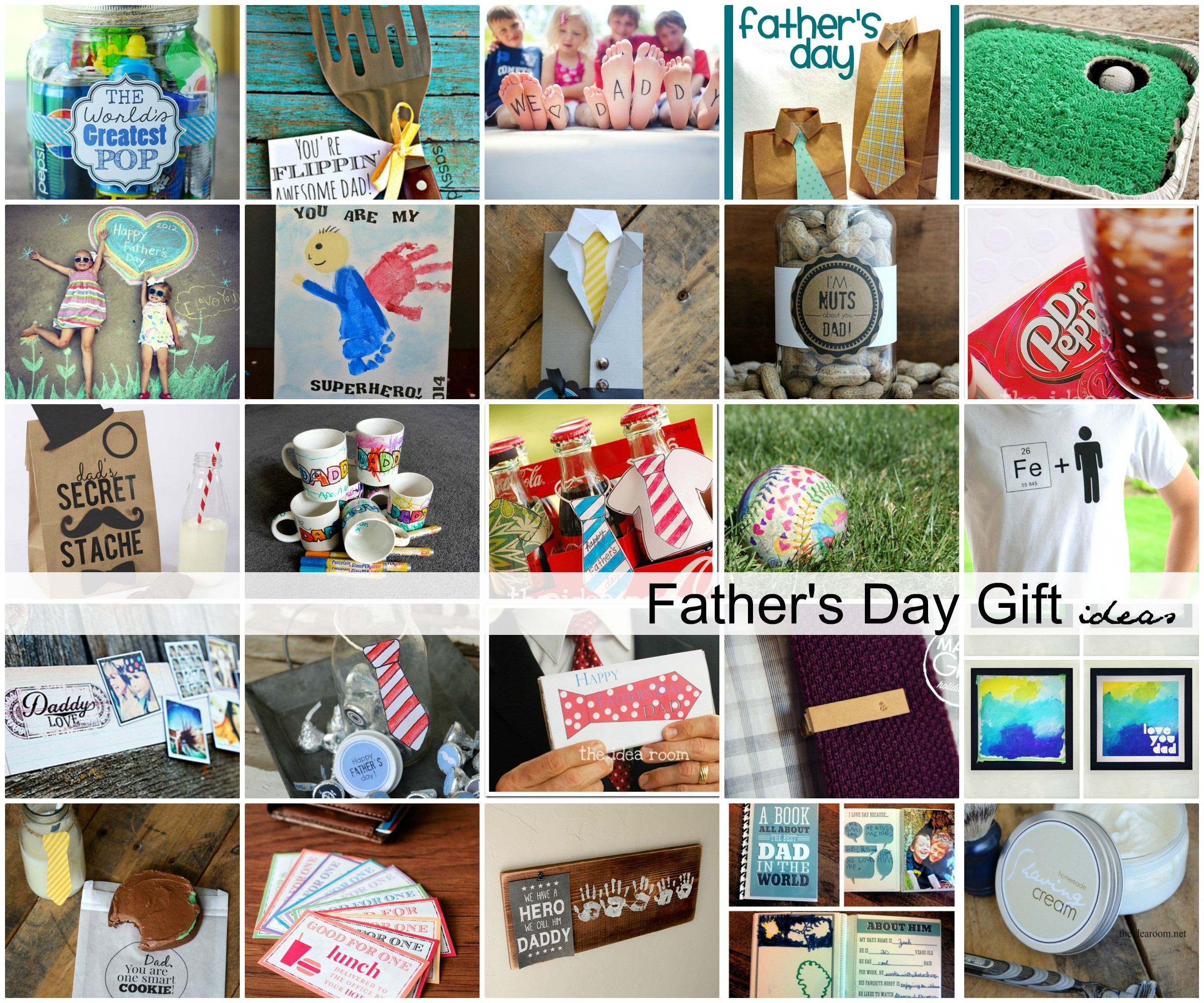 Best ideas about Fathers Day DIY Gifts . Save or Pin Father s Day Gift Ideas The Idea Room Now.
