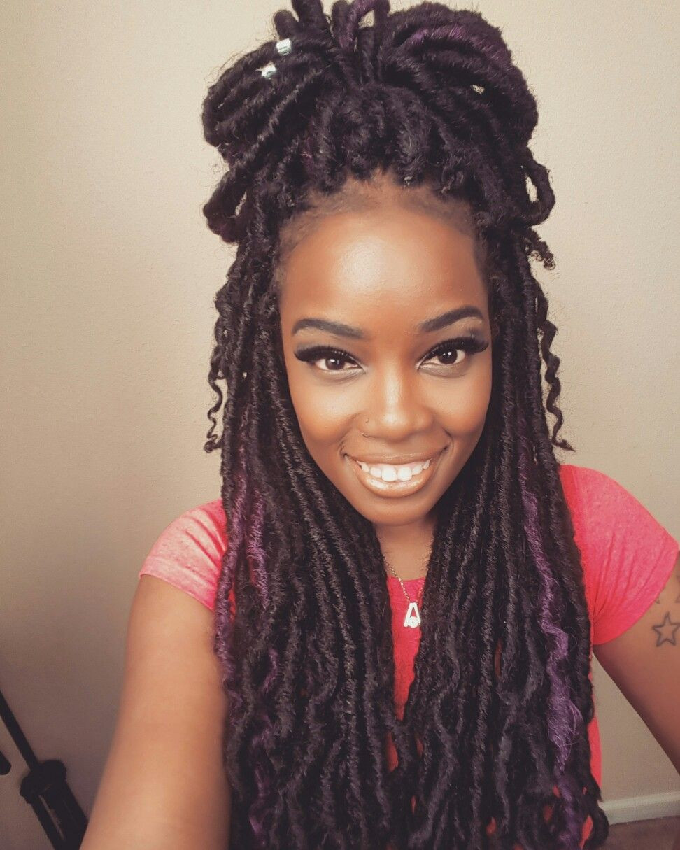 Best ideas about Faux Locs Hairstyles Crochet . Save or Pin Pin by Chyra Willis on Hair Pinterest Now.