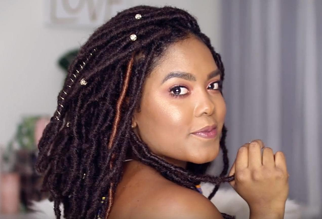 Best ideas about Faux Locs Hairstyles Crochet . Save or Pin Crochet Faux Locs Tutorial by Mini Marley How to Create Now.
