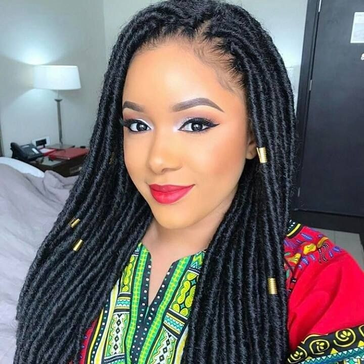 Best ideas about Faux Locs Hairstyles Crochet . Save or Pin FAUX LOCS Braids ideas Now.