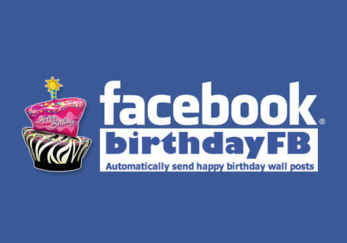 Best ideas about Fb Birthday Wishes . Save or Pin How to Schedule Your Birthday Greetings in Now.