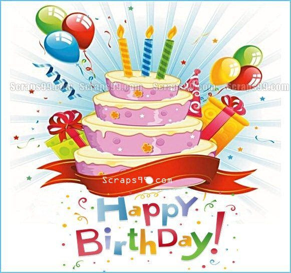 Best ideas about Fb Birthday Wishes . Save or Pin Birthday Cake Stickers For – Best Happy Birthday Now.