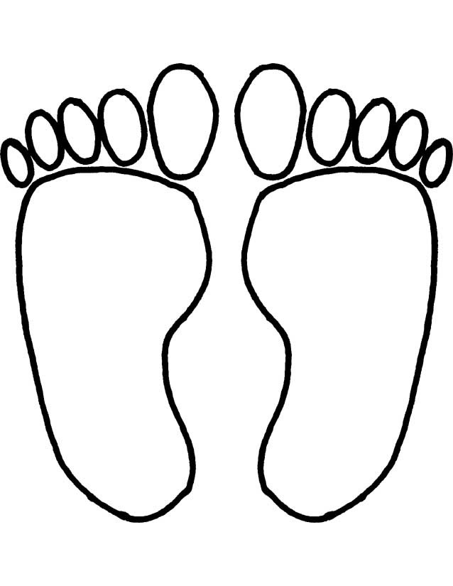 Best ideas about Feet Coloring Pages For Kids . Save or Pin 301 Moved Permanently Now.