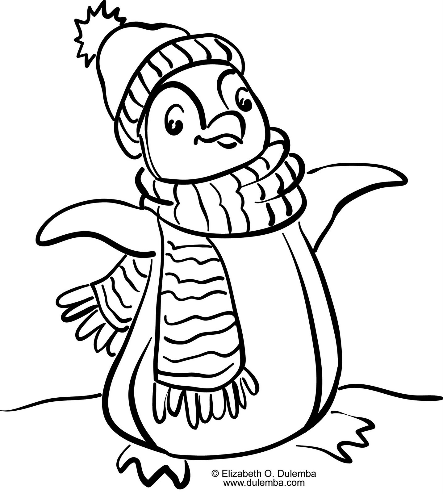 Best ideas about Feet Coloring Pages For Kids . Save or Pin Printable Happy Feet Coloring Pages Now.