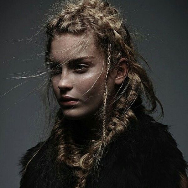 Best ideas about Female Warrior Hairstyles . Save or Pin Viking hairstyles for women with long hair – it's all Now.