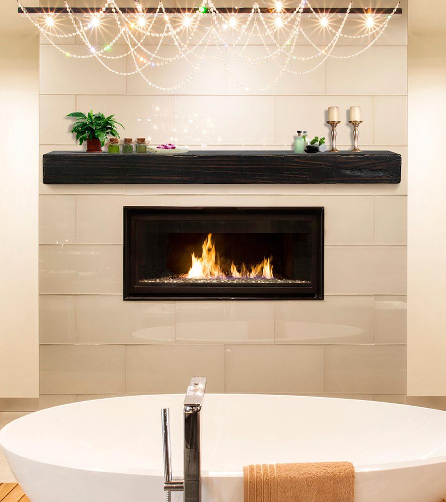 Best ideas about Fireplace Mantel Shelf . Save or Pin Breckenridge Wood Mantel Shelves Fireplace Mantel Now.