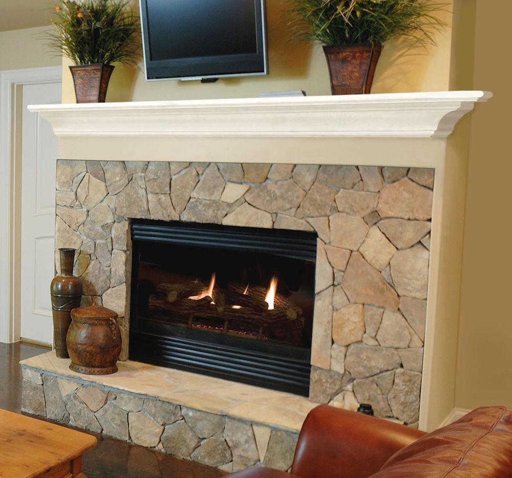Best ideas about Fireplace Mantel Shelf . Save or Pin Pearl Mantels The Crestwood 72 618 72 Fireplace Mantel Now.