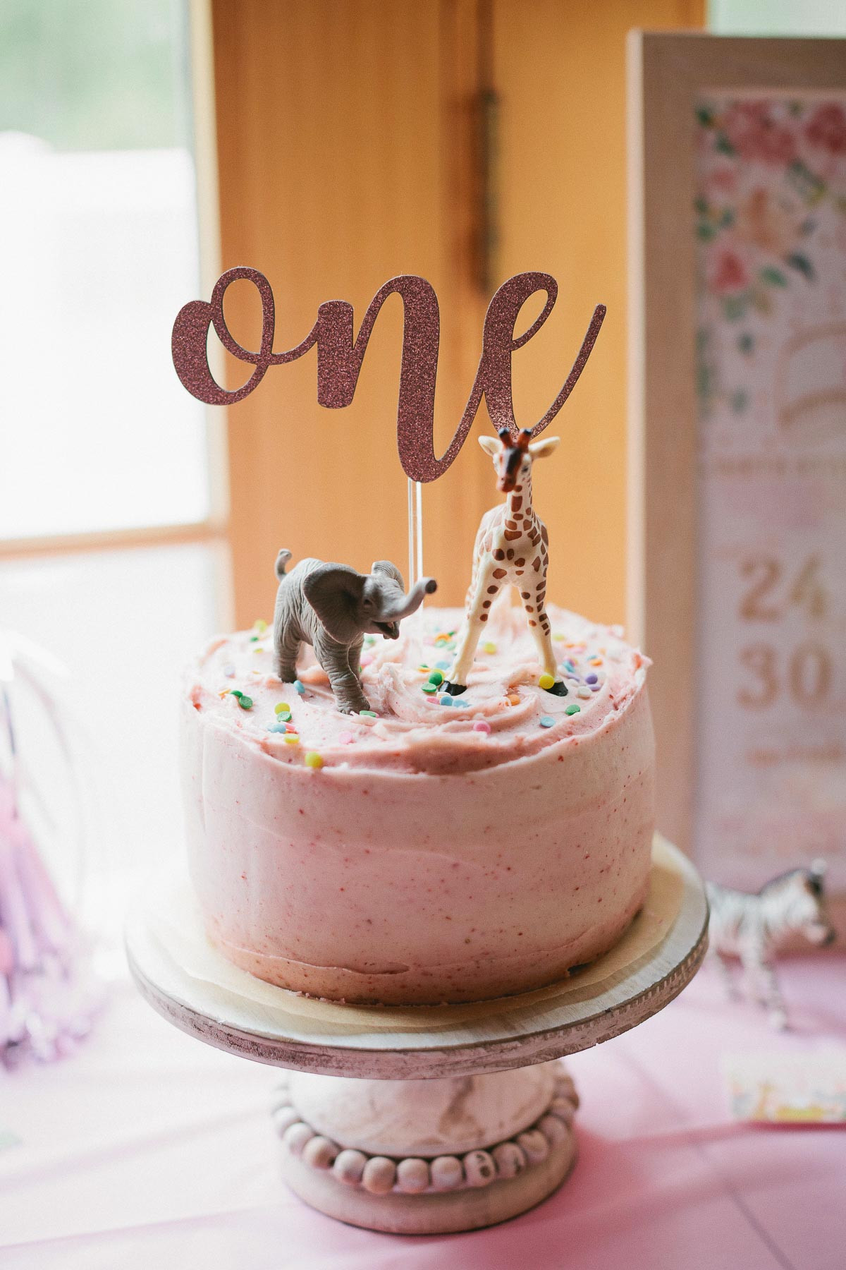 Best ideas about First Birthday Cake Recipe . Save or Pin 1st Birthday Cake Sallys Baking Addiction Now.
