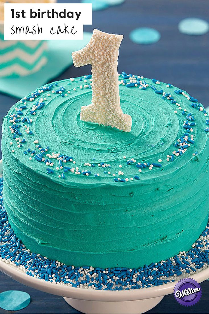 Best ideas about First Birthday Cake Recipe . Save or Pin 183 best images about Birthday Cakes on Pinterest Now.