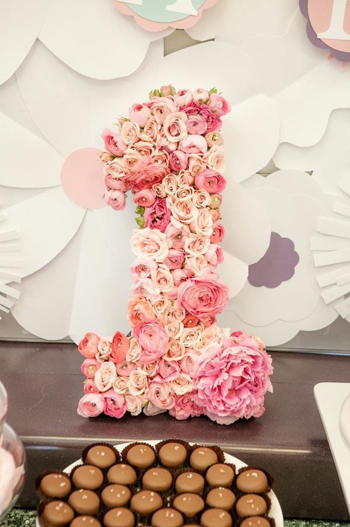 Best ideas about First Birthday Party Decorations . Save or Pin Kara s Party Ideas Fairy 1st Birthday Party Planning Ideas Now.