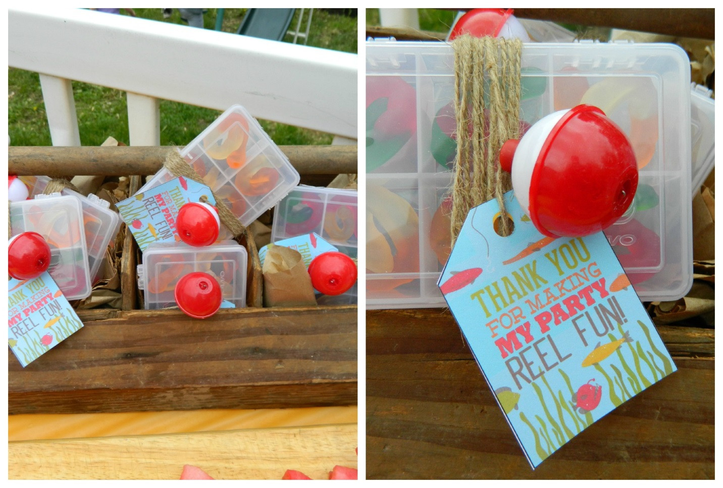 Best ideas about Fishing Birthday Decorations . Save or Pin Gone Fishing Party Dimple Prints Now.