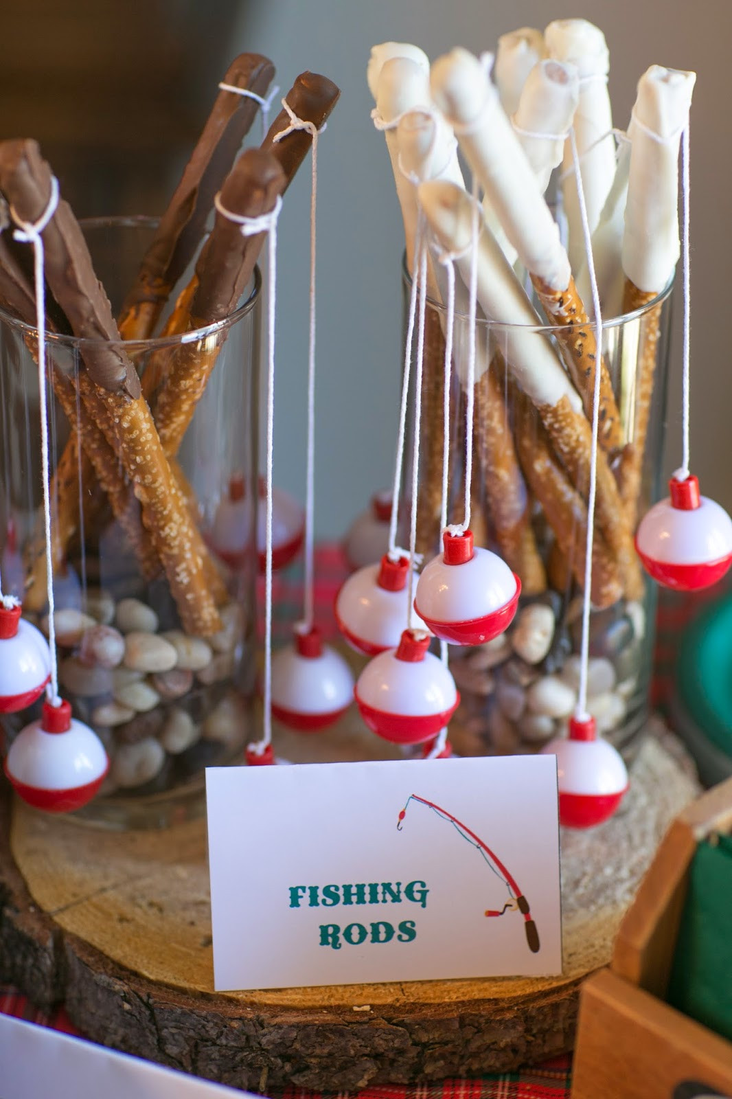 Best ideas about Fishing Birthday Decorations . Save or Pin Ashley Thunder Events Little Fisherman 2nd Birthday Party Now.