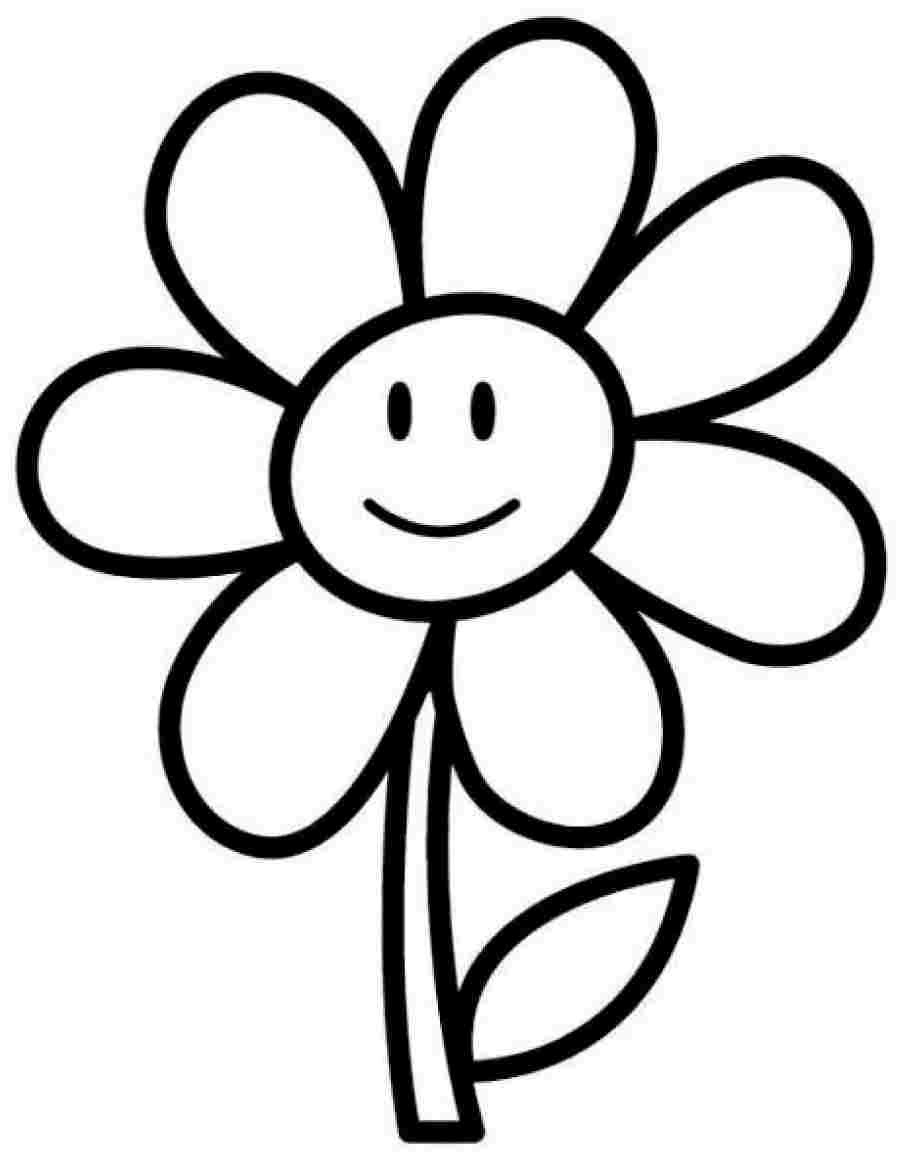Best ideas about Flower Printable Coloring Sheets . Save or Pin 25 Flower Coloring Pages To Color Now.