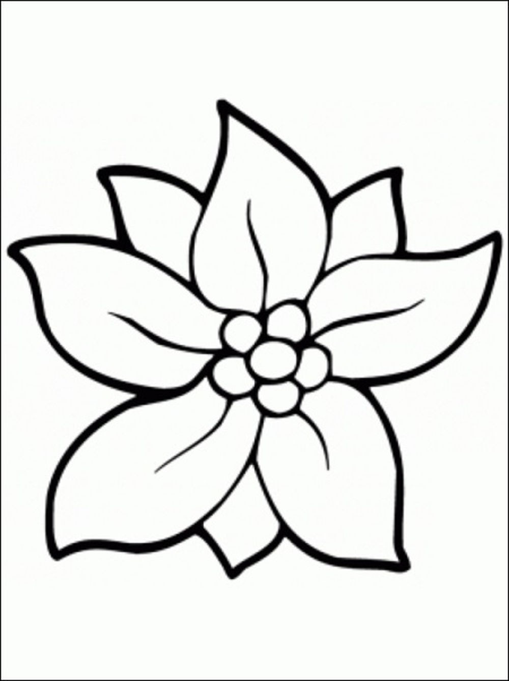 Best ideas about Flower Printable Coloring Sheets . Save or Pin Flowers Coloring Pages Bestofcoloring Now.