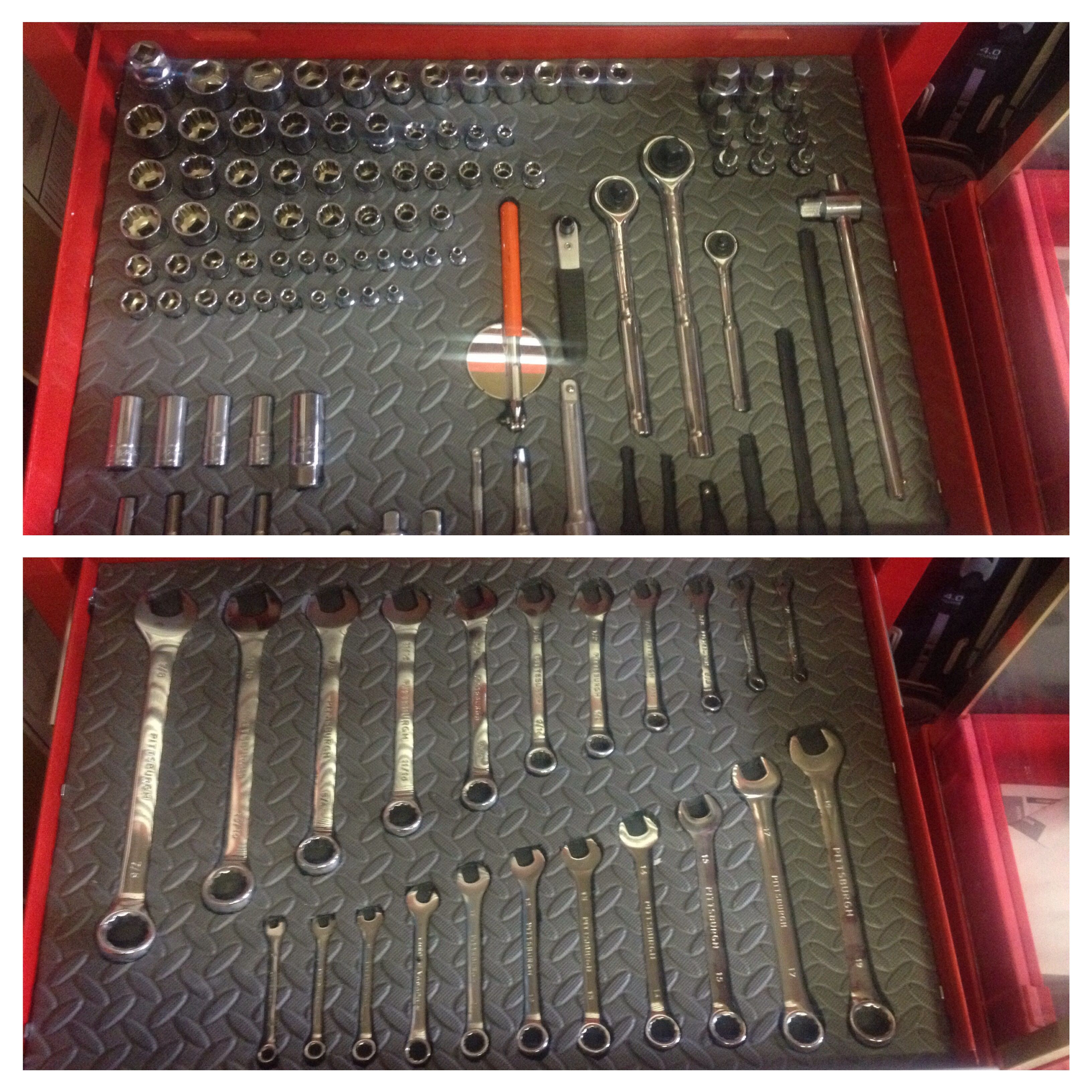 Best ideas about Foam Tool Organizer DIY . Save or Pin Made my own shadowed tool box using a hot knife and foam Now.