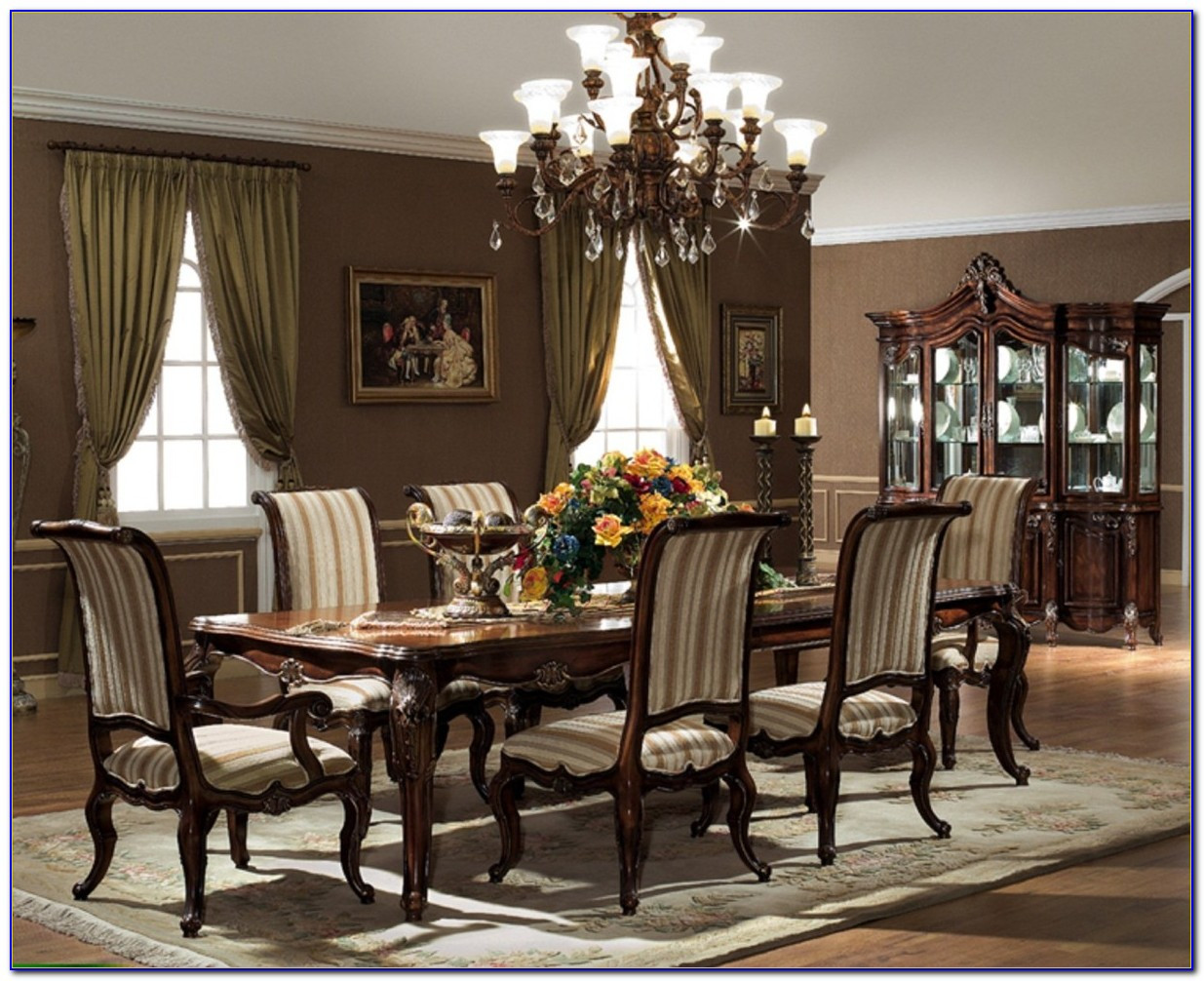 Best ideas about Formal Dining Rooms Furniture . Save or Pin Dining Room Furniture Formal Now.