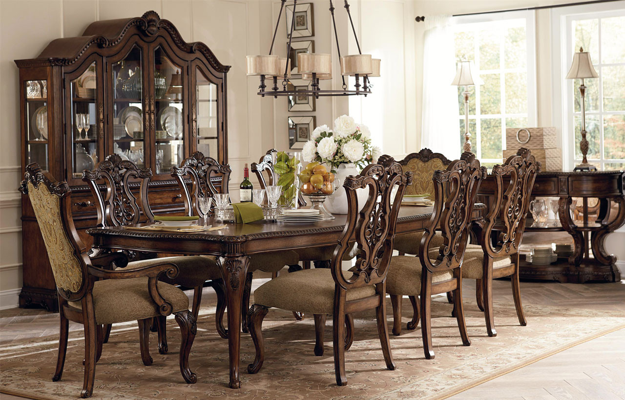 Best ideas about Formal Dining Rooms Furniture . Save or Pin Elegant Formal Dining Room Furniture Now.
