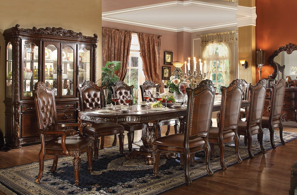 Best ideas about Formal Dining Rooms Furniture . Save or Pin Formal Dining Room Sets For 10 Now.