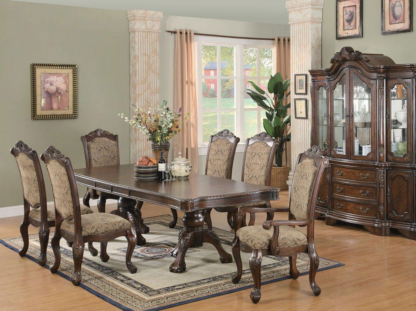 Best ideas about Formal Dining Rooms Furniture . Save or Pin Simple and Formal Dining Room Sets Amaza Design Now.