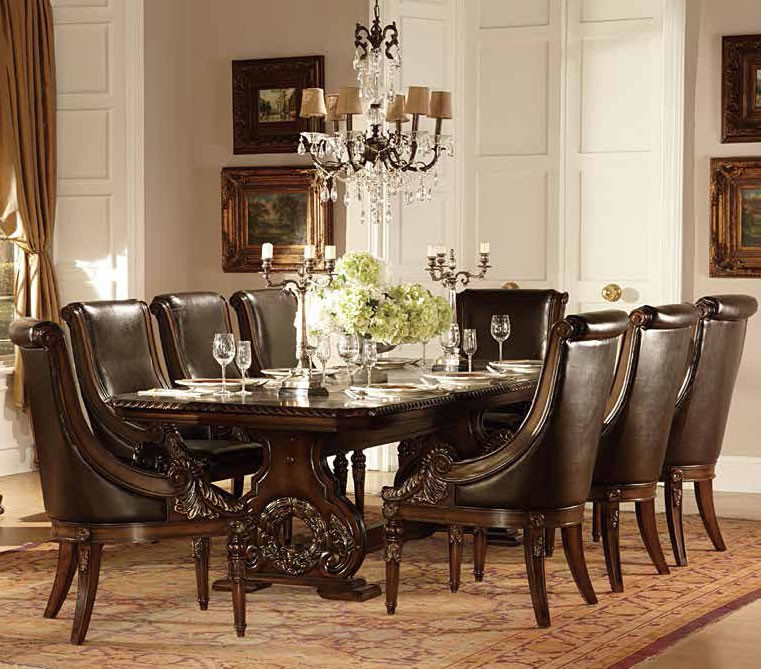 Best ideas about Formal Dining Rooms Furniture . Save or Pin Chicago Traditional Formal Dining Room Furniture Stores Now.
