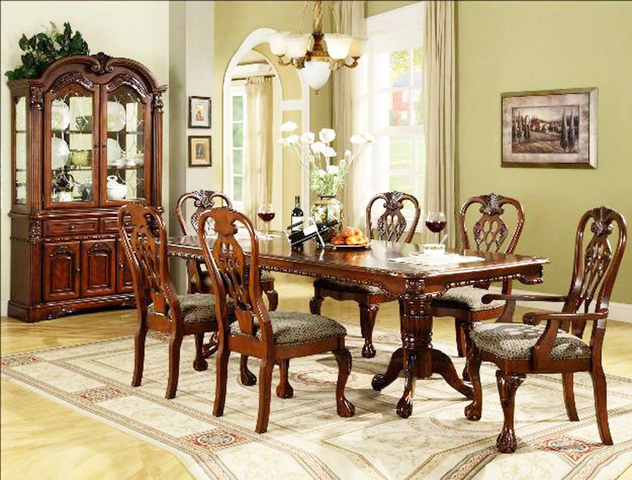 Best ideas about Formal Dining Rooms Furniture . Save or Pin Formal Dining Room Sets with Specific Details Now.