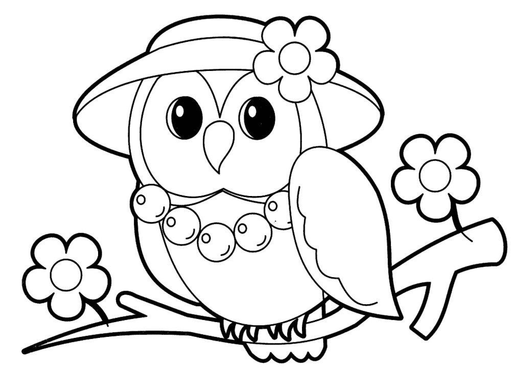 Best ideas about Free Coloring Pages Animals To Print . Save or Pin Fantastic Interesting Animal Coloring Pages Printable Now.