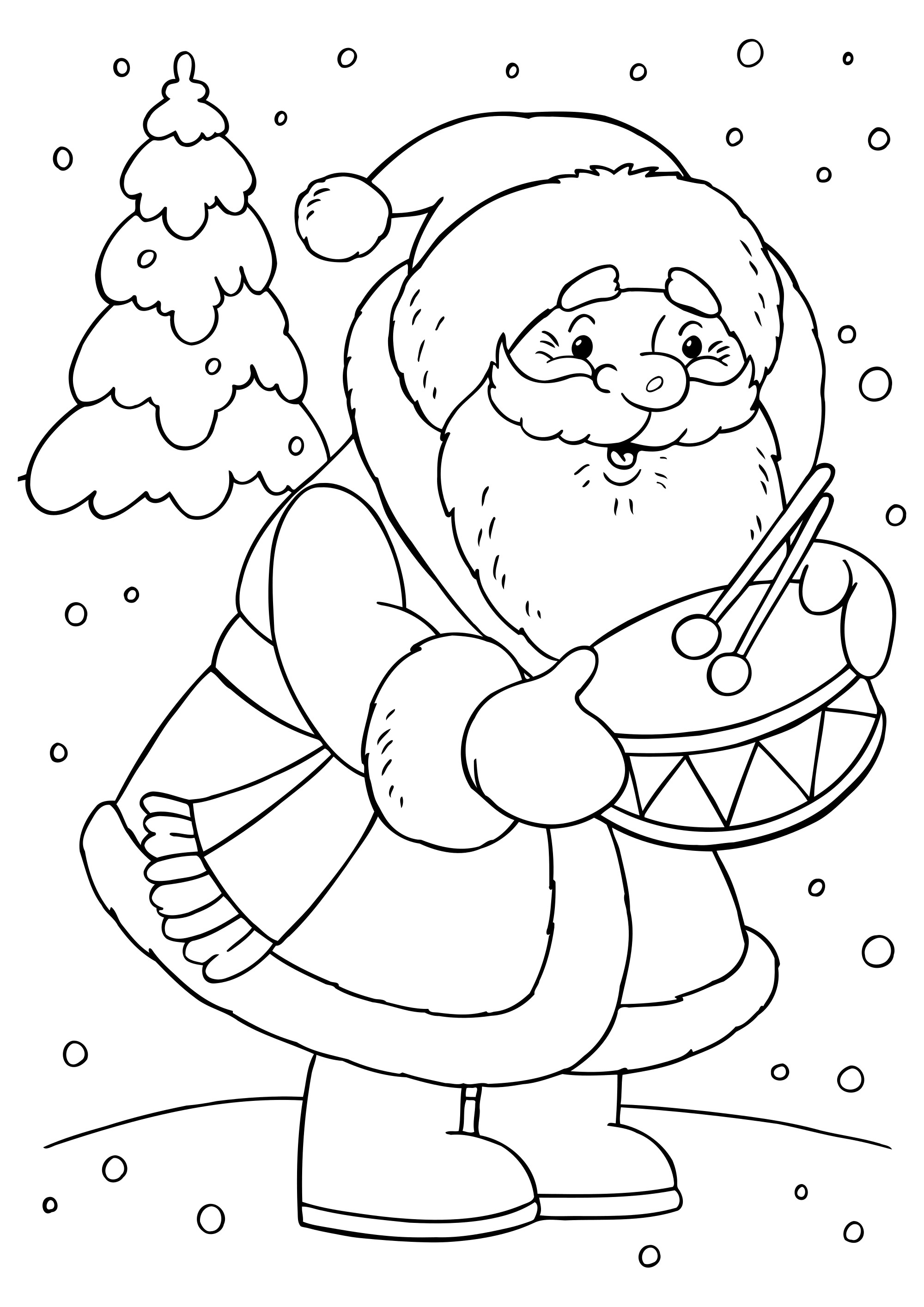 Best ideas about Free Coloring Pages Com . Save or Pin Drum coloring pages to and print for free Now.