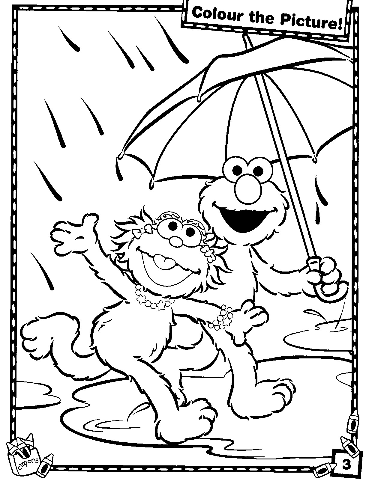 Best ideas about Free Coloring Pages Com . Save or Pin Free Printable Elmo Coloring Pages For Kids Now.