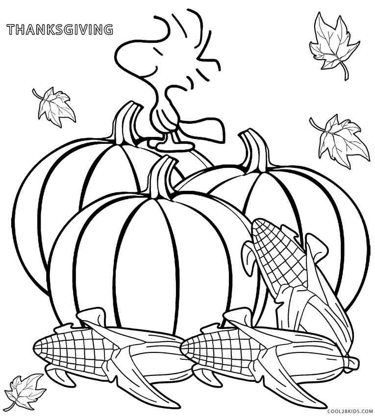 Best ideas about Free Coloring Pages For Thanksgiving Day . Save or Pin Printable Thanksgiving Coloring Pages For Kids Now.