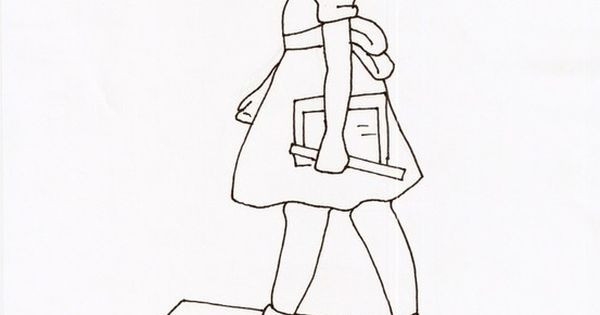 Best ideas about Free Coloring Pages Of Ruby Bridges . Save or Pin coloring sheet for black history month ruby bridges Now.