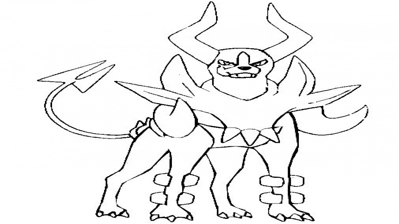 Best ideas about Free Coloring Pages Pokemon Abomasnow . Save or Pin Mega Yveltal Pokemon Coloring Pages Risk Confirms Now.
