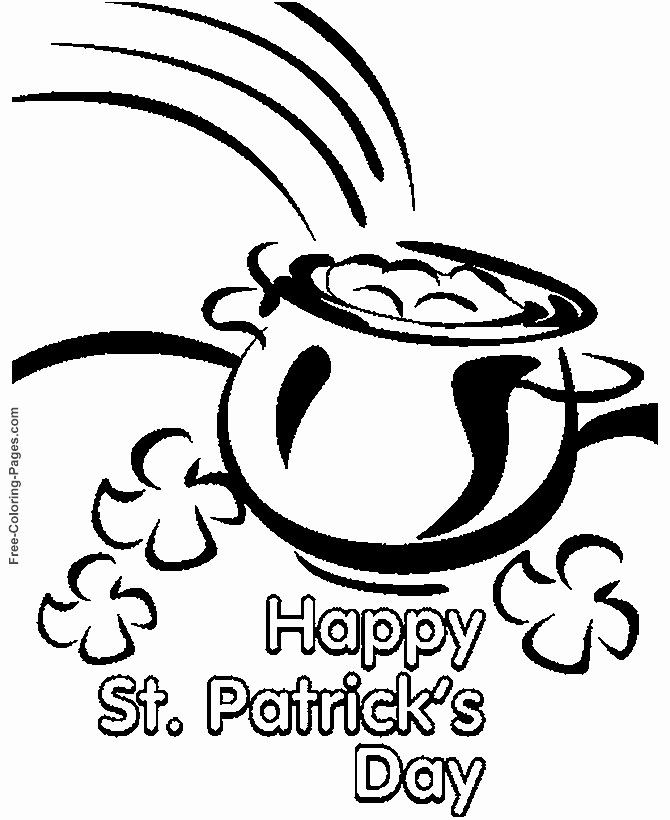 Best ideas about Free Coloring Sheets For Kids For St Patrick'S Day . Save or Pin St Patrick s Day Activities for Kindergarten Smart Adult Now.