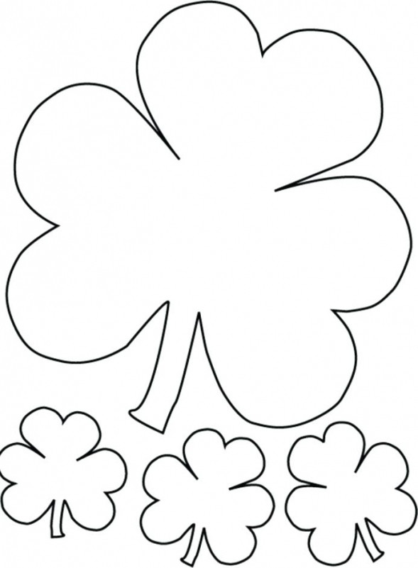 Best ideas about Free Coloring Sheets For Kids For St Patrick'S Day . Save or Pin New St Patrick s Day Coloring Pages fg8 Now.