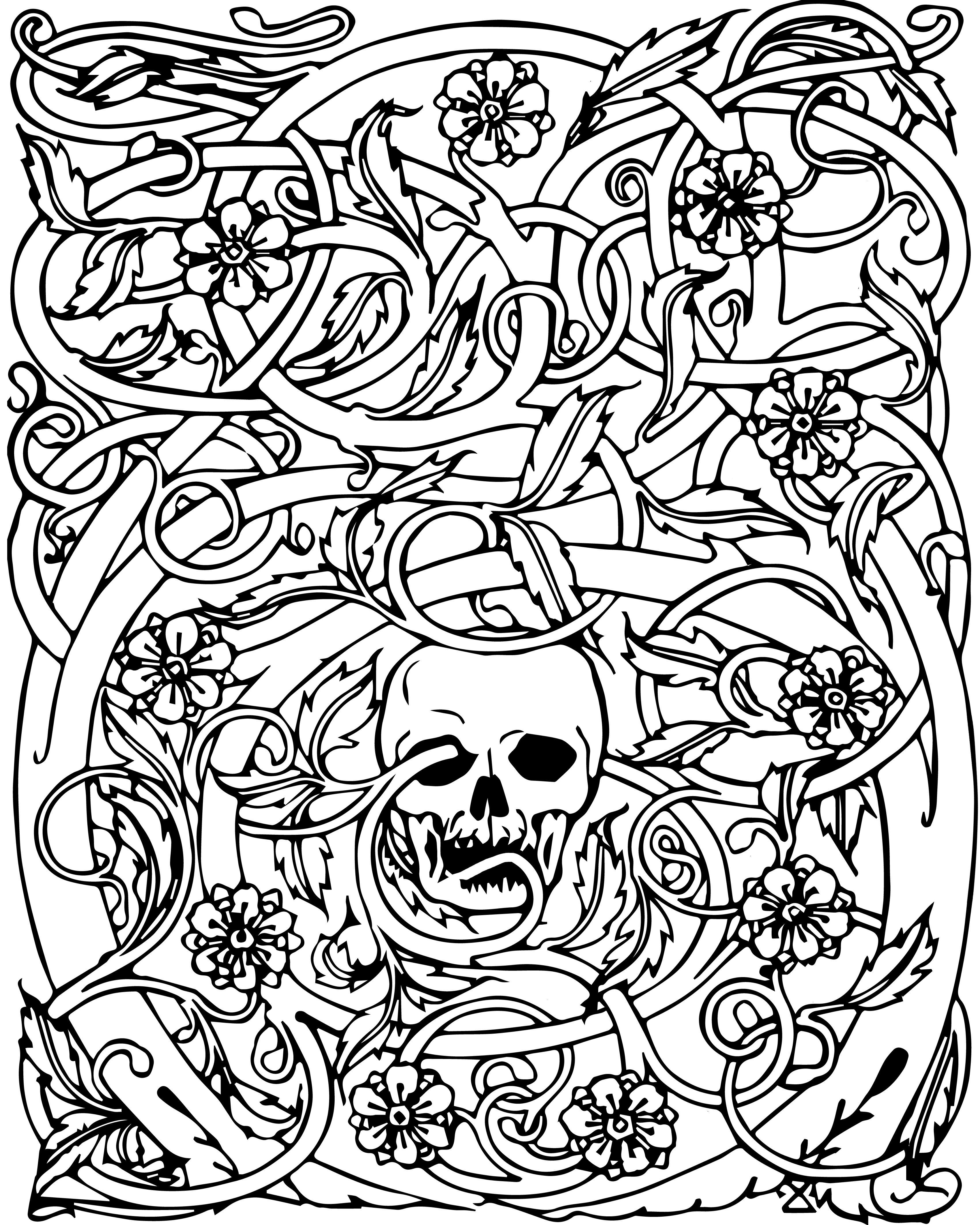 Best ideas about Free Coloring Sheets For Kids Halloween Themed . Save or Pin Free Printable Coloring Pages Halloween Themed Movies Now.