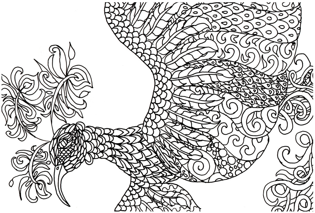 Best ideas about Free Coloring Sheets Kids Fantasy . Save or Pin Free Printable Fantasy Coloring Pages for Kids Best Now.