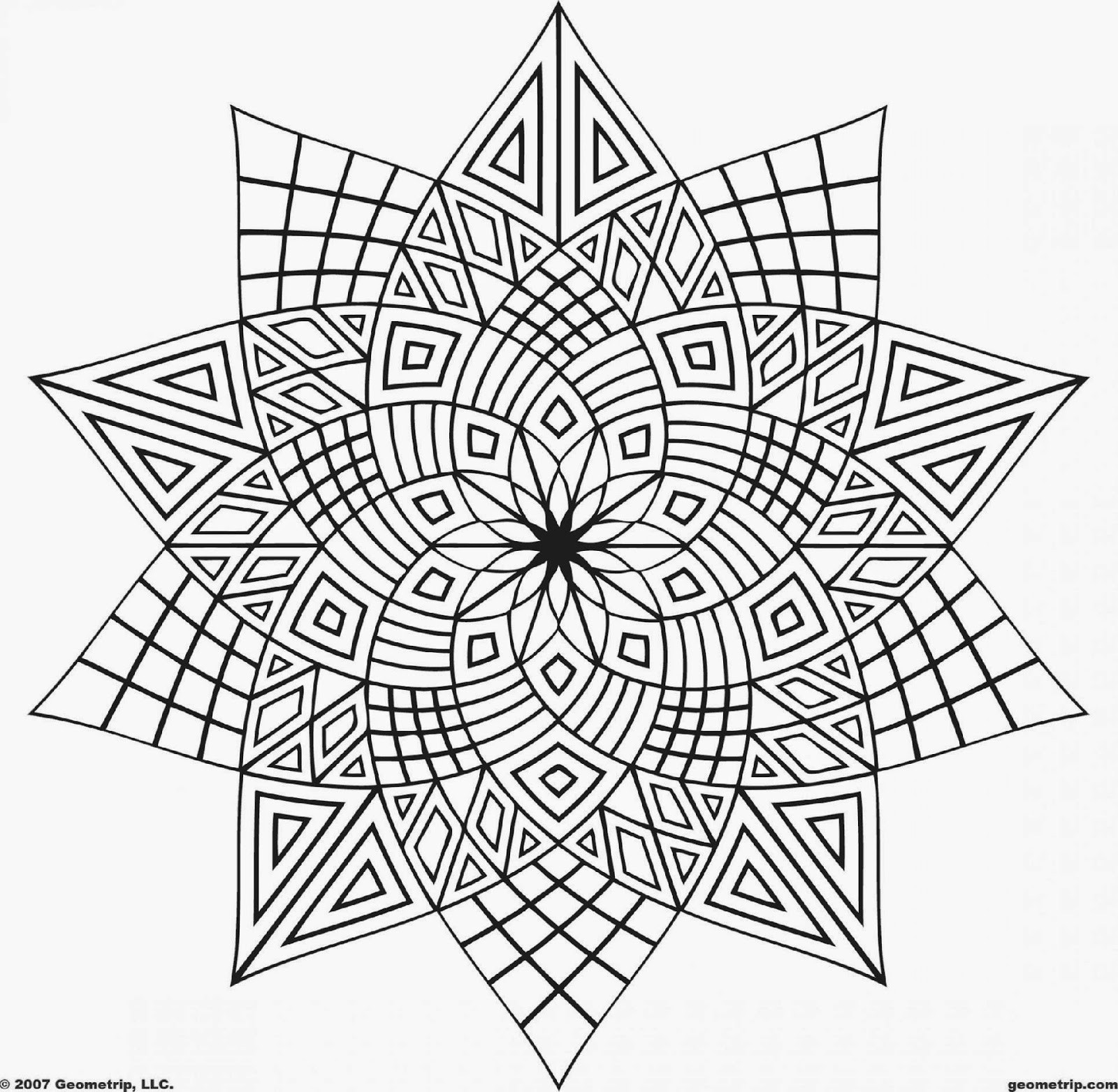 Best ideas about Free Printable Adult Coloring Pages . Save or Pin Awesome Coloring Pages Now.