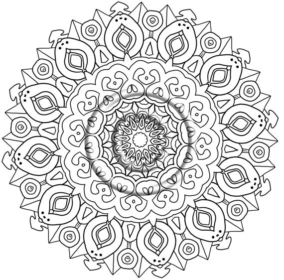 Best ideas about Free Printable Coloring Pages For Adults Hard That Are Zentangles . Save or Pin 48 Zentangle Patterns Coloring Pages Pen Illustration Now.