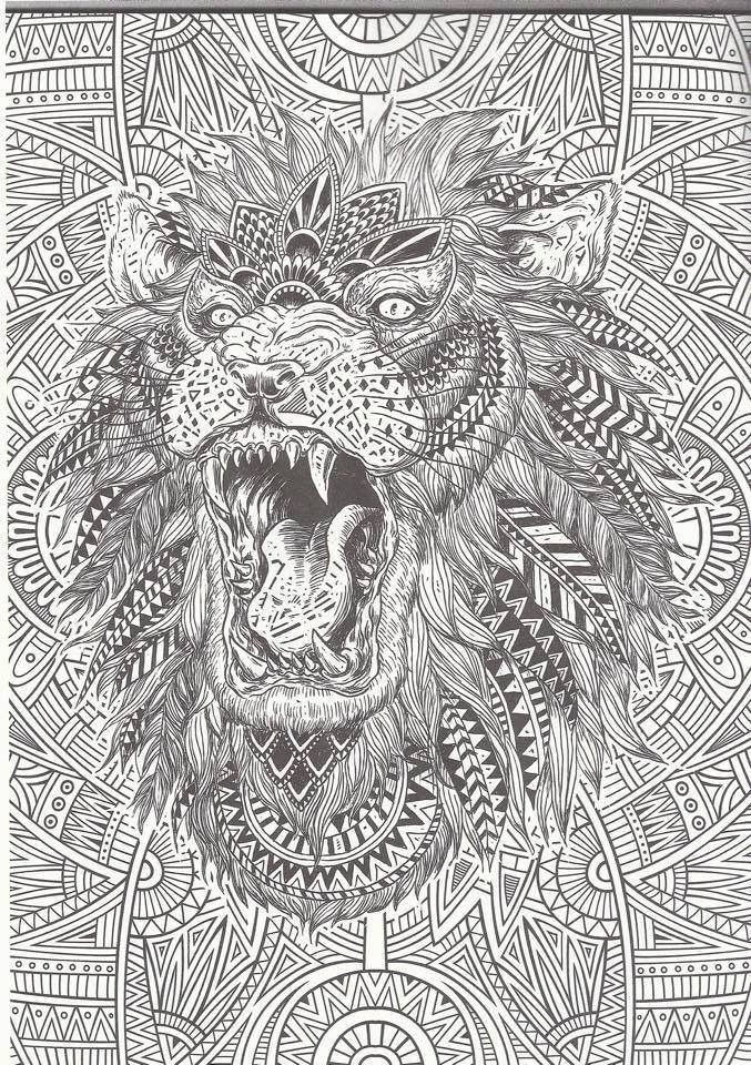 Best ideas about Free Printable Coloring Pages For Adults Hard That Are Zentangles . Save or Pin Intricate Coloring Pages For Adults Coloring Home Now.