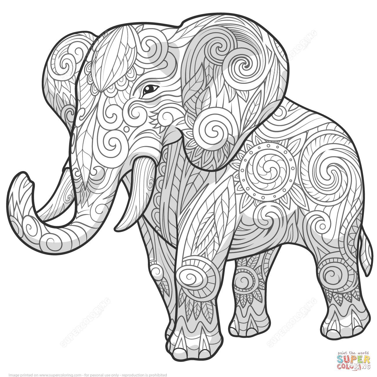 Best ideas about Free Printable Coloring Pages For Adults Hard That Are Zentangles . Save or Pin Zentangle Coloring Pages Now.