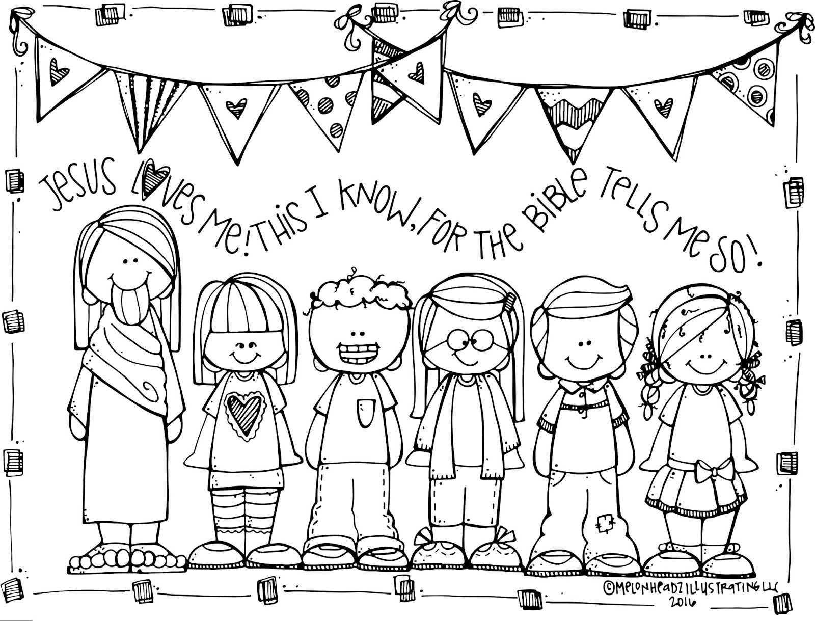 Best ideas about Free Printable Coloring Pages Jesus Loves Me . Save or Pin Beautiful Jesus Loves Me Coloring Page – advance thun Now.