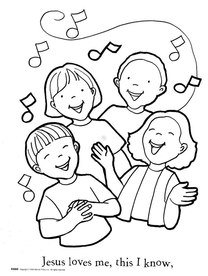 Best ideas about Free Printable Coloring Pages Jesus Loves Me . Save or Pin Jesus Loves Me Coloring Pages AZ Coloring Pages Now.
