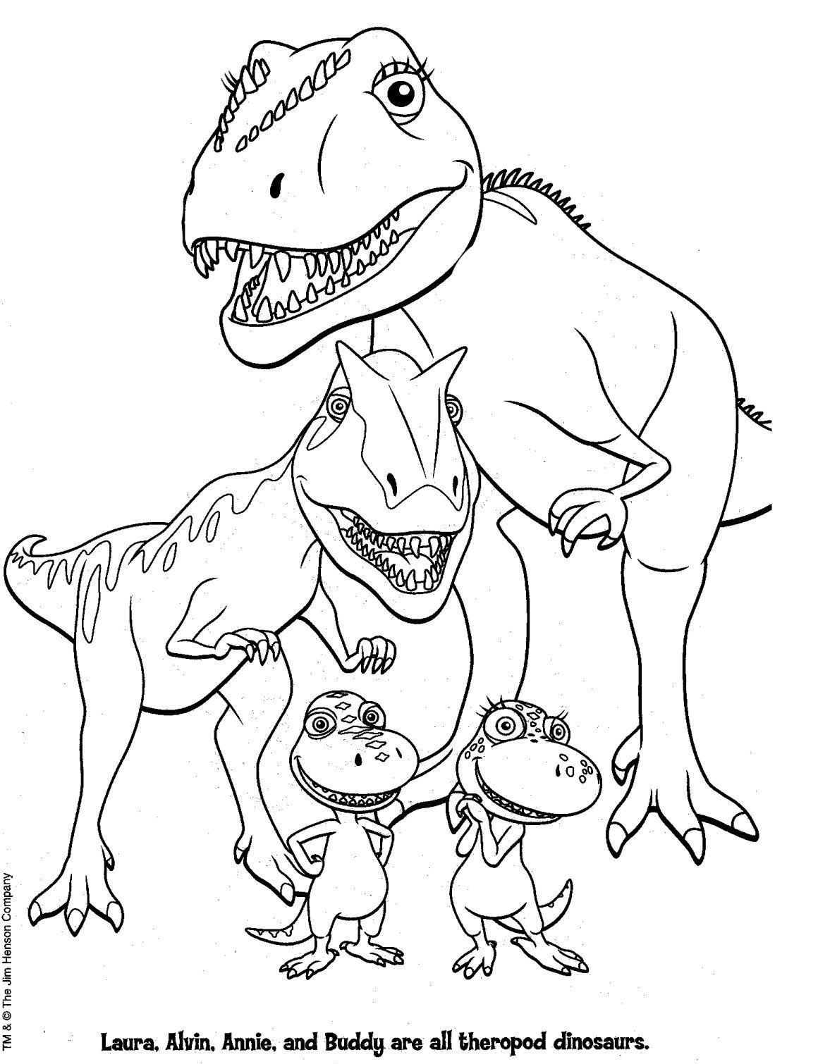 Best ideas about Free Printable Coloring Sheets Dinosaurs . Save or Pin Destiny Printable Dinosaurs To Color Easily 5 Now.